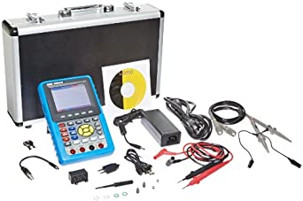 Owon Series HDS-N Handheld Digital Storage Oscilloscope and Digital Multimeter, 2 Channels