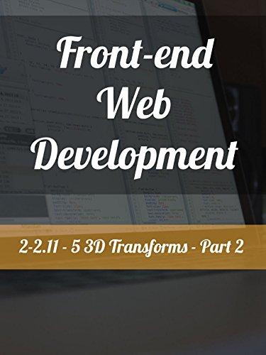 2-2.11 - 5. 3D Transforms - Part 2