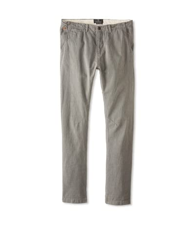 Scotch & Soda Men's Pant with Coin Pocket, Grey Washed, 36x34 US