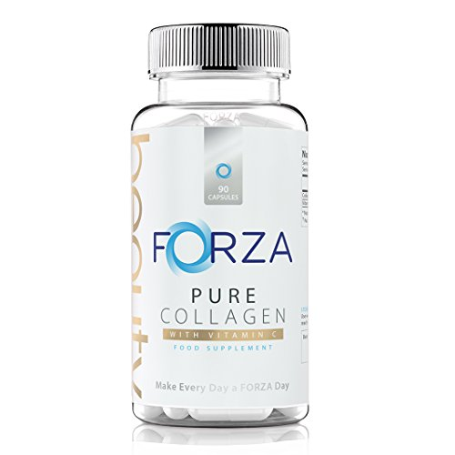 FORZA Puro Collagene di Bellezza - Con Vitamina C - 90 Capsule