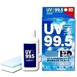 『UV99.5』ガラスに塗るだけで日焼け止め!紫外線を99.5%カット!