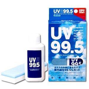 UV99.5 uvカット 紫外線対策 自動車 愛車 窓 日よけ 節電エコ