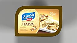 Super Extra Halva mixed & covered with nuts 450g