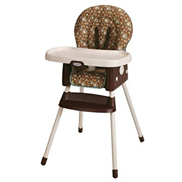 Graco SimpleSwitch Highchair and Booster (Little Hoot)