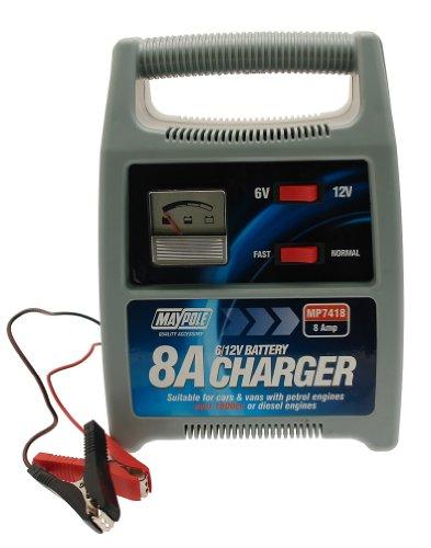 Maibaum 7418 Batterie-Ladegerät 12V 8A