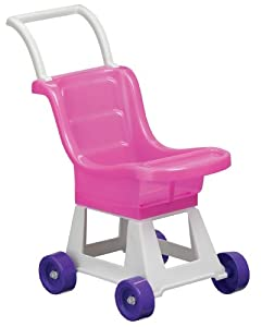 American Plastic Toy Out And About Stroller