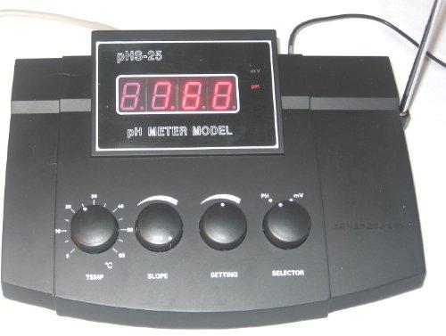 Ph Meter Lab : Bench precision ph meter lab desktop find sale