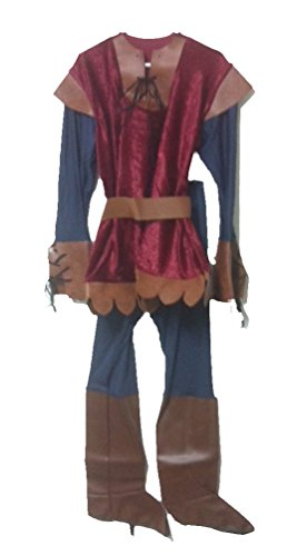Prince of Thieves Renaissance Faire Costume for Adults/Teens