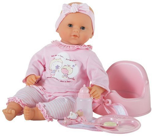 Corolle - Lea Interactive doll