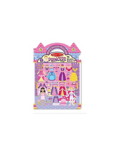 Melissa And Doug Sticker Book front-1049453