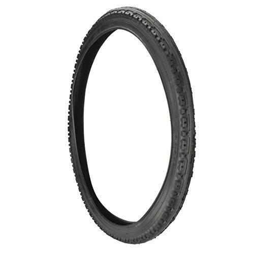 Fischer Fahrradreifen MTB semislick, schwarz, 26 x 1,9, 60005