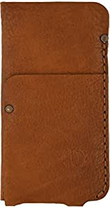 Odly SBIP5S001-0016 Leather Pouch for iPhone 5/5S (Brown)