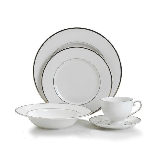 Mikasa Cameo Platinum 40-Piece Dinnerware Set Service for