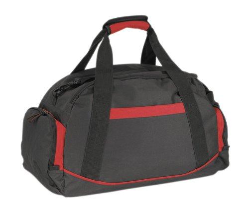 Coole Sporttasche, Reisetasche mit separatem
