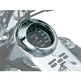 Kuryakyn Visored Speedometer Bezel Harley-Davidson