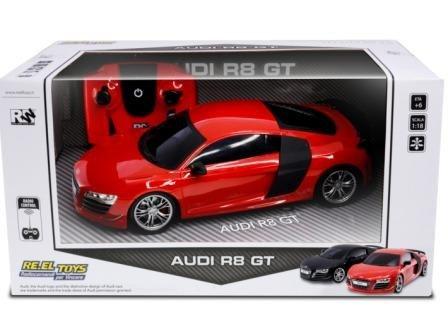 RE.EL TOYS 2093 AUDI R8 GT 1:18
