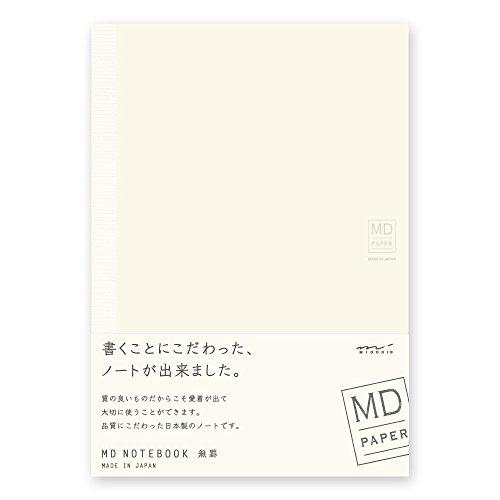 ミドリ MDノート<A5> 無罫
