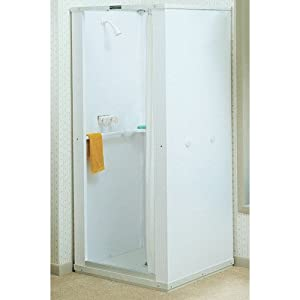 Corner Shower Stall Dimensions
