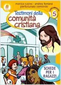 Progetto Emmaus. Catecumenato vol. 5 - Testimoni della comunità