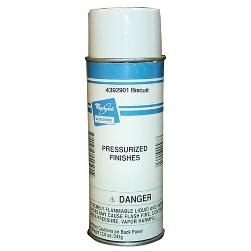 4392901 Appliance Spray Paint (Biscuit) front-626162