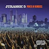 Jurassic 5 Power in Numbers [CD + DVD]
