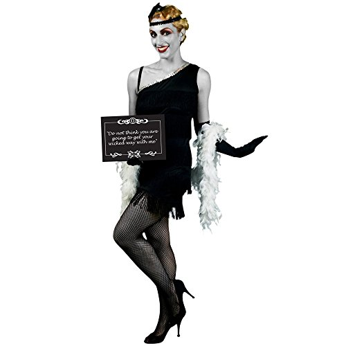 Morphsuits Women's Morphcostume Co Silent Movie Starlet 1920S Female Costume