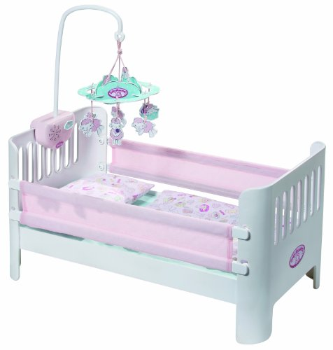 Zapf Creation 792025 - Baby Annabell Bettchen mit Mobile