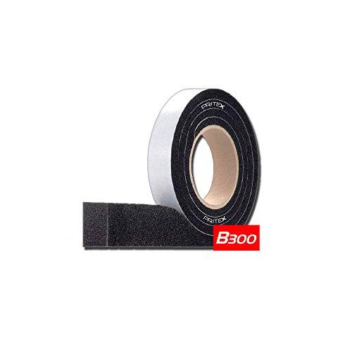 Kompriband 1 Rolle Schwarz Größe: 15/2mm x 12,5m Fugendichtband Dichtungsband B300