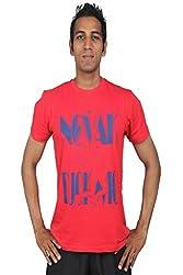 HoG Lawn Tennis Novak Djokovic Cotton Sports T shirt