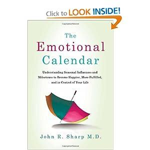 The Emotional Calendar - John R. Sharp