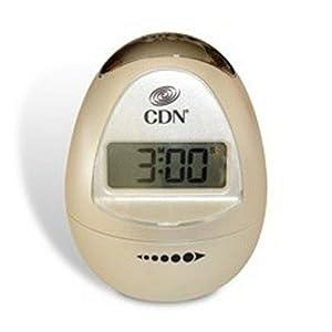 CDN TM12-W Digital Egg timer, Peal White