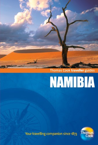 Traveller Guides Namibia, 2nd (Travellers - Thomas Cook)