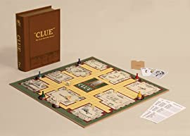 Clue ? Libary Classic