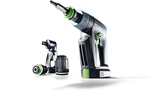 Best Prices! Festool CXS Compact Drill Set Li 2.6Ah 564535 Compact Drill Set