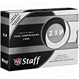 Wilson Staff Zip Zero Compression Core Golf Balls