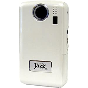 Jazz DV150 Digital Movie Camera (White)