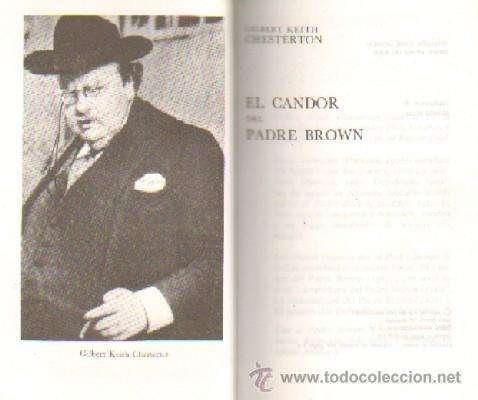 El Candor Del Padre Brown descarga pdf epub mobi fb2