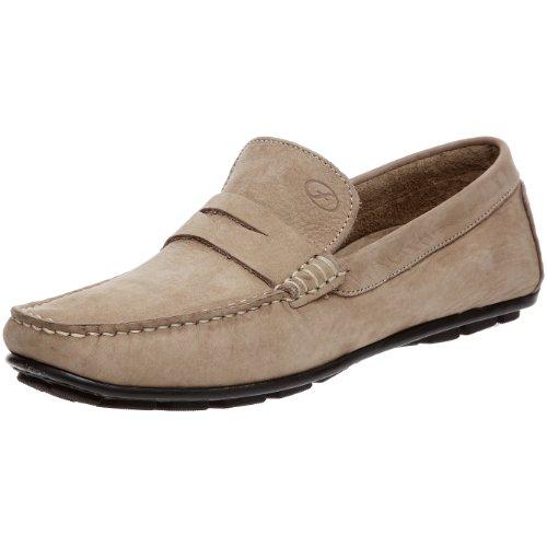 Florsheim Men's Lipari Sand Nb Slip On Shoe 50438-47 10 UK
