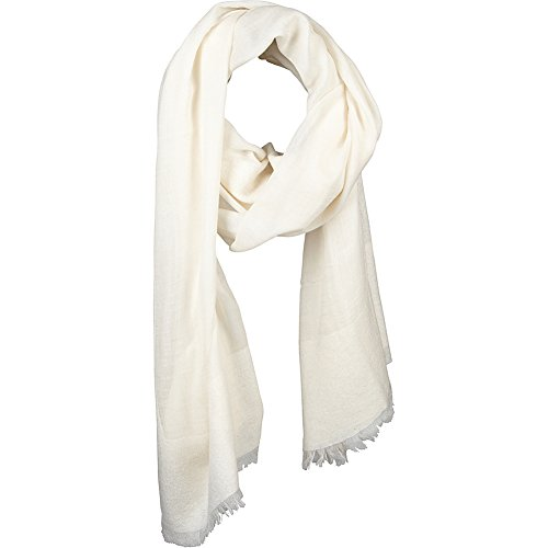 kinross-cashmere-chenille-border-scarf-ivory