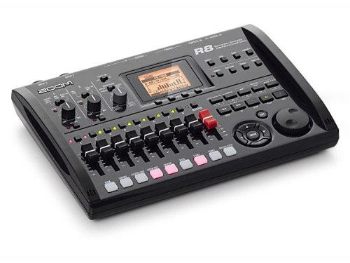 ZOOM R8  Recorder:Interface:Controller:Sampler