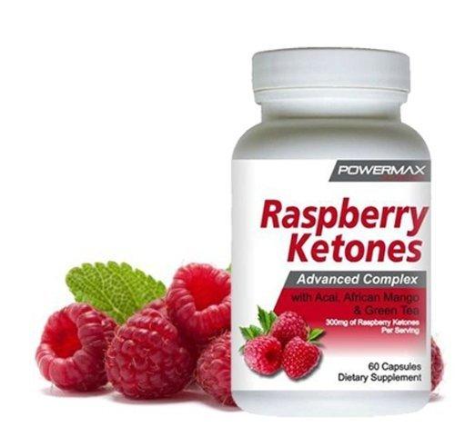 Raspberry Ketone Diet Fat Burning 60 Capsules Dietary Supplement.