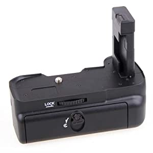Professional Vertical Battery Grip Holder for Nikon D3100 SLR Digital Camera EN-EL14 Battery