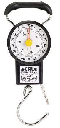 Click to buy Luggage Scales: Lewis N. Clark Luggage Scale with Weight Markerfrom Amazon!