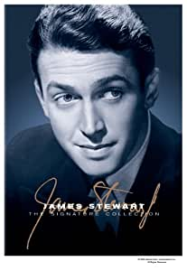 James Stewart - The Signature Collection (The Cheyenne Social Club / Firecreek / The FBI Story / The Naked Spur / The Spirit of St. Louis / The Stratton Story)