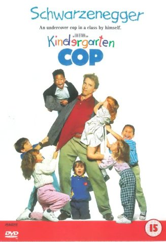 Kindergarton Cop [UK Import]