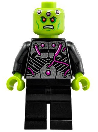 LEGO DC Brainiac Minifigure [Loose] - 1