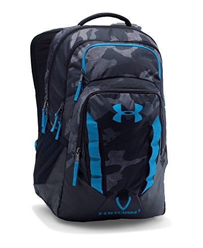 Under Armour Storm Recruit Backpack, Black (003), One Size