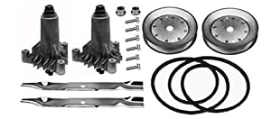 "LT1000 42"" Deck Rebuild Kit Fits Sears Craftsman Mowers from AYP"