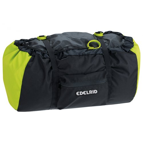 Edelrid Rope Sac Rope Bag, Oasis (Black/Green)