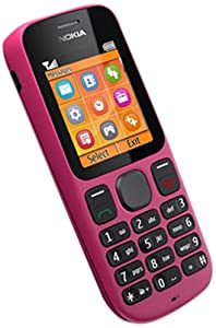 Nokia 100 Téléphone portable Festival Pink